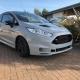 Ford Fiesta - Car Wrap Kent