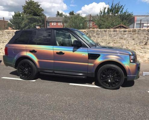 Car Wraps Kent