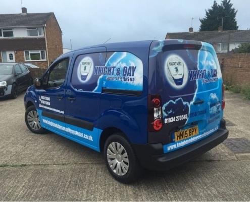 Van Wrapping Kent