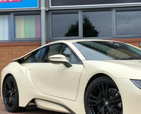 BMW i8 Kent